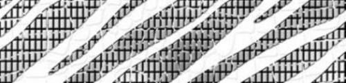 Бордюры Кайман Golden Tile: Бордюр 250х60 К4С311